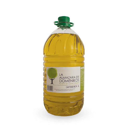 Product Virgin olive oil La Almazara de Domenikos